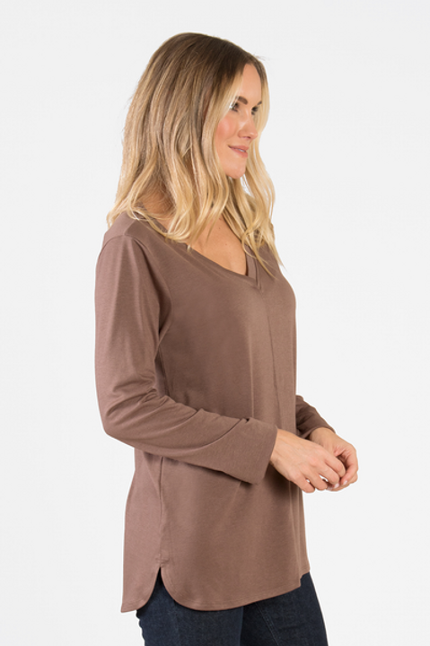 Simply Noelle Everyday Long Sleeve Top