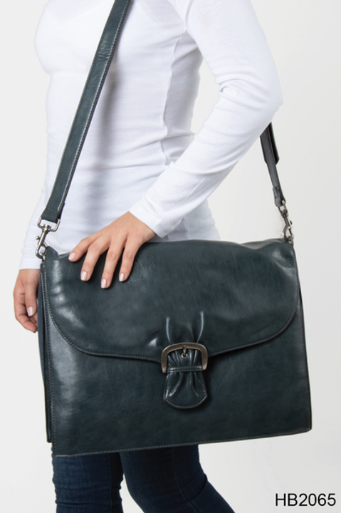 Simply Noelle Cinched Briefcase