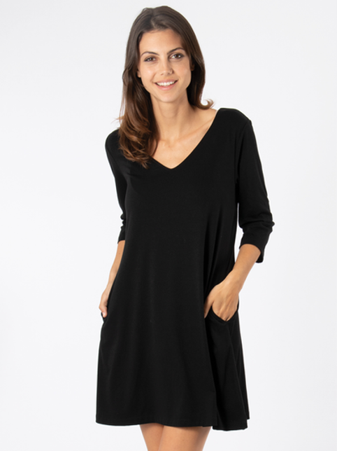 Simply Noelle Basic Knit Dress