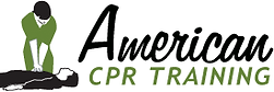 The American CPR Training Logo