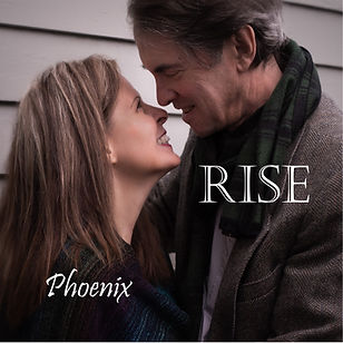 Rise CD Cover