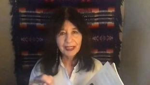 Poet Laureate Joy Harjo—Native American Poet Creates Universal Truths