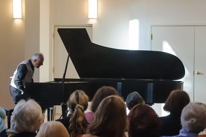 Chris Kypros Piano Recital