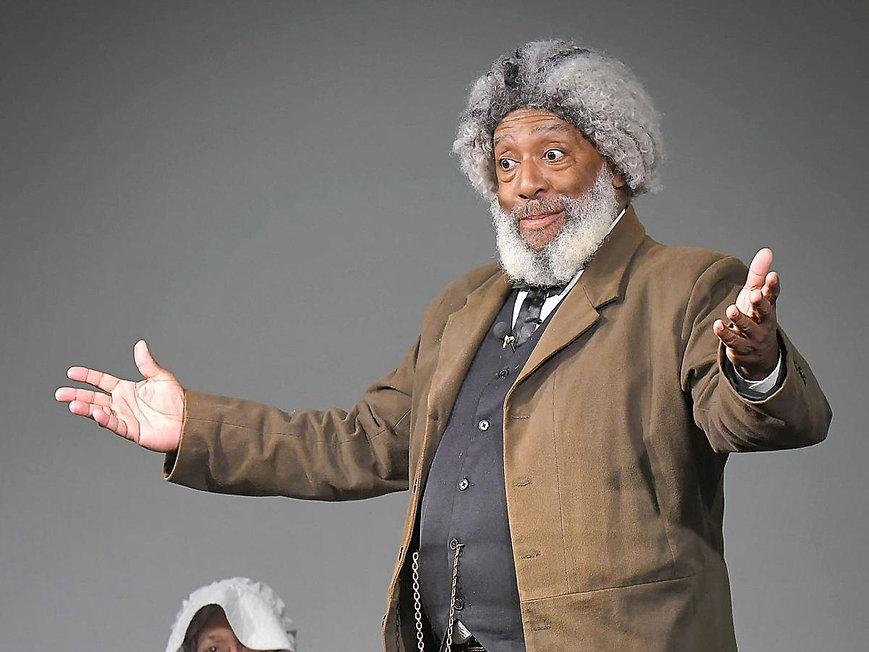 The Frederick Douglass Speaking Tour
