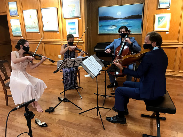 Surf And Sound Chamber Music Series