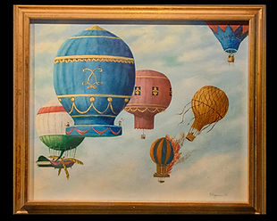 Exhibition and Sale of Works by  Don Bryan