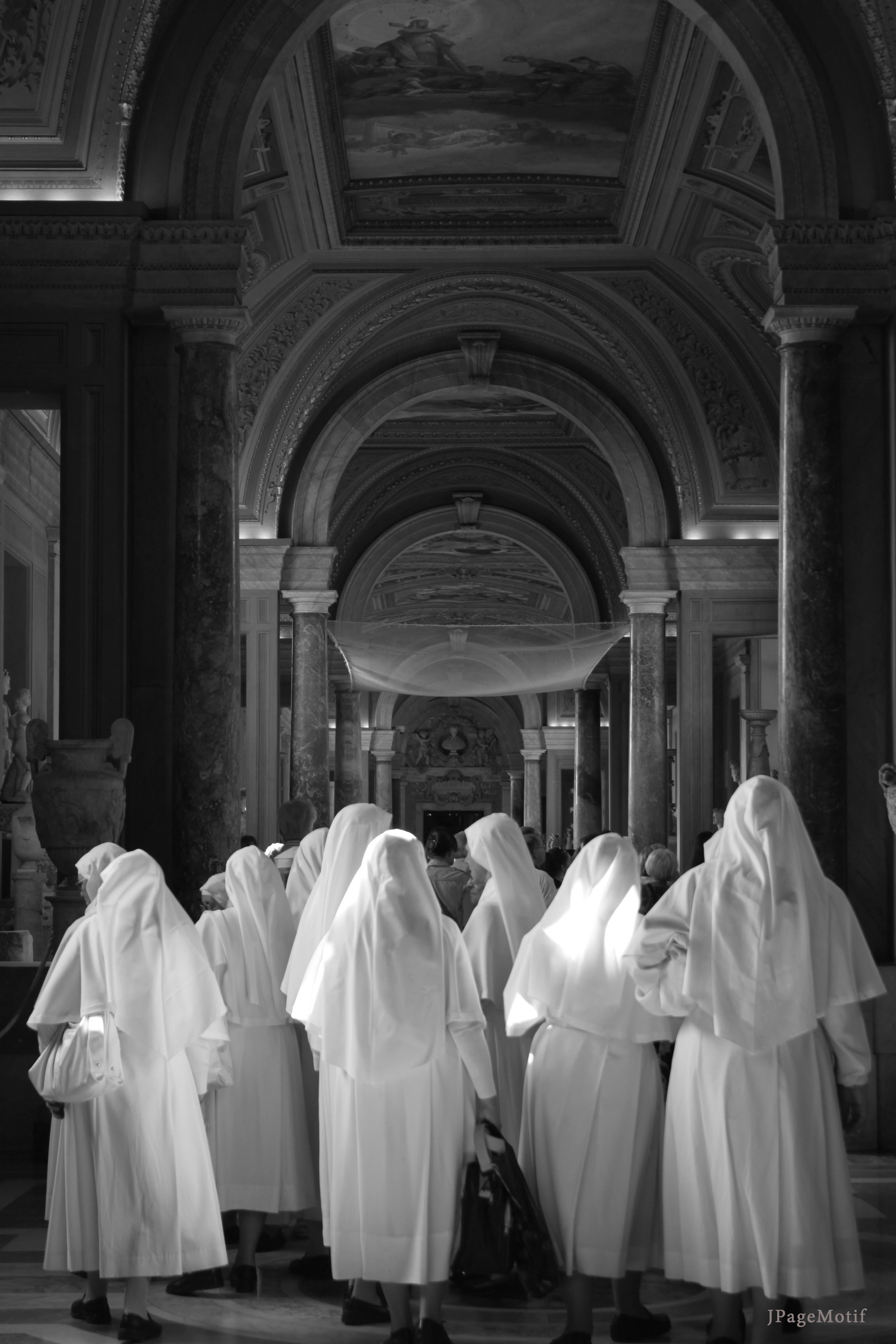 Ethereal Nuns