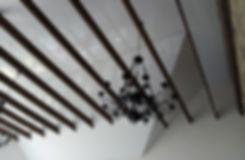 потолки с обходо балок натяжные