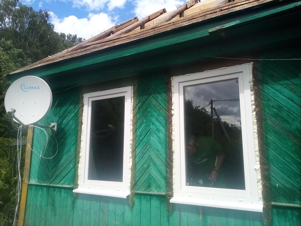 пластиковых окон в Серпухове