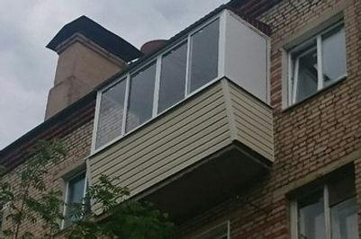 вынос балконасерухов