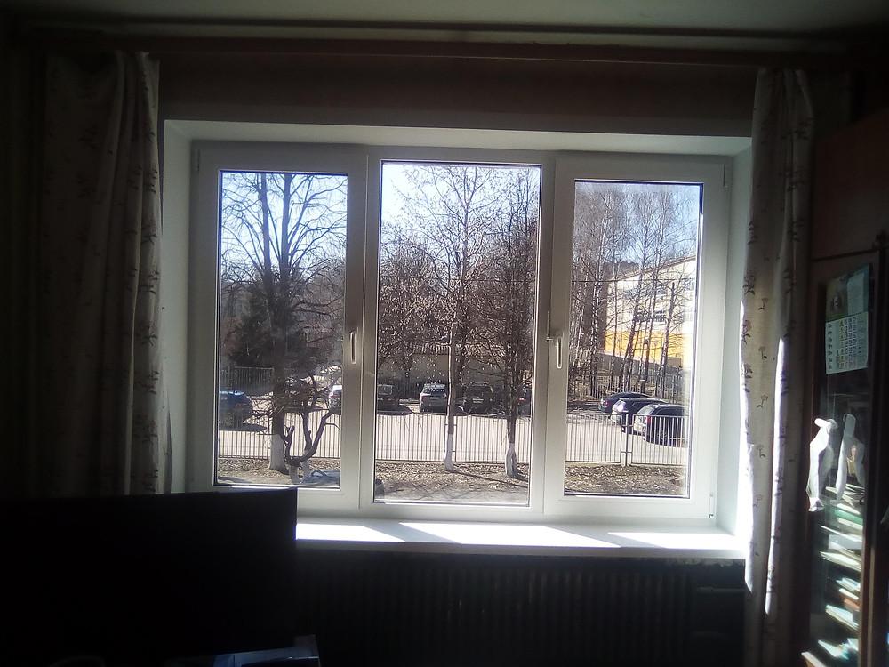 Пластиковые окна от производителя в Чехове