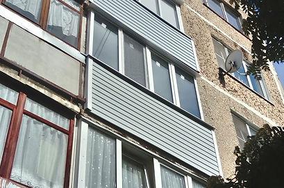 алюминиевые окна на балкон серпухв
