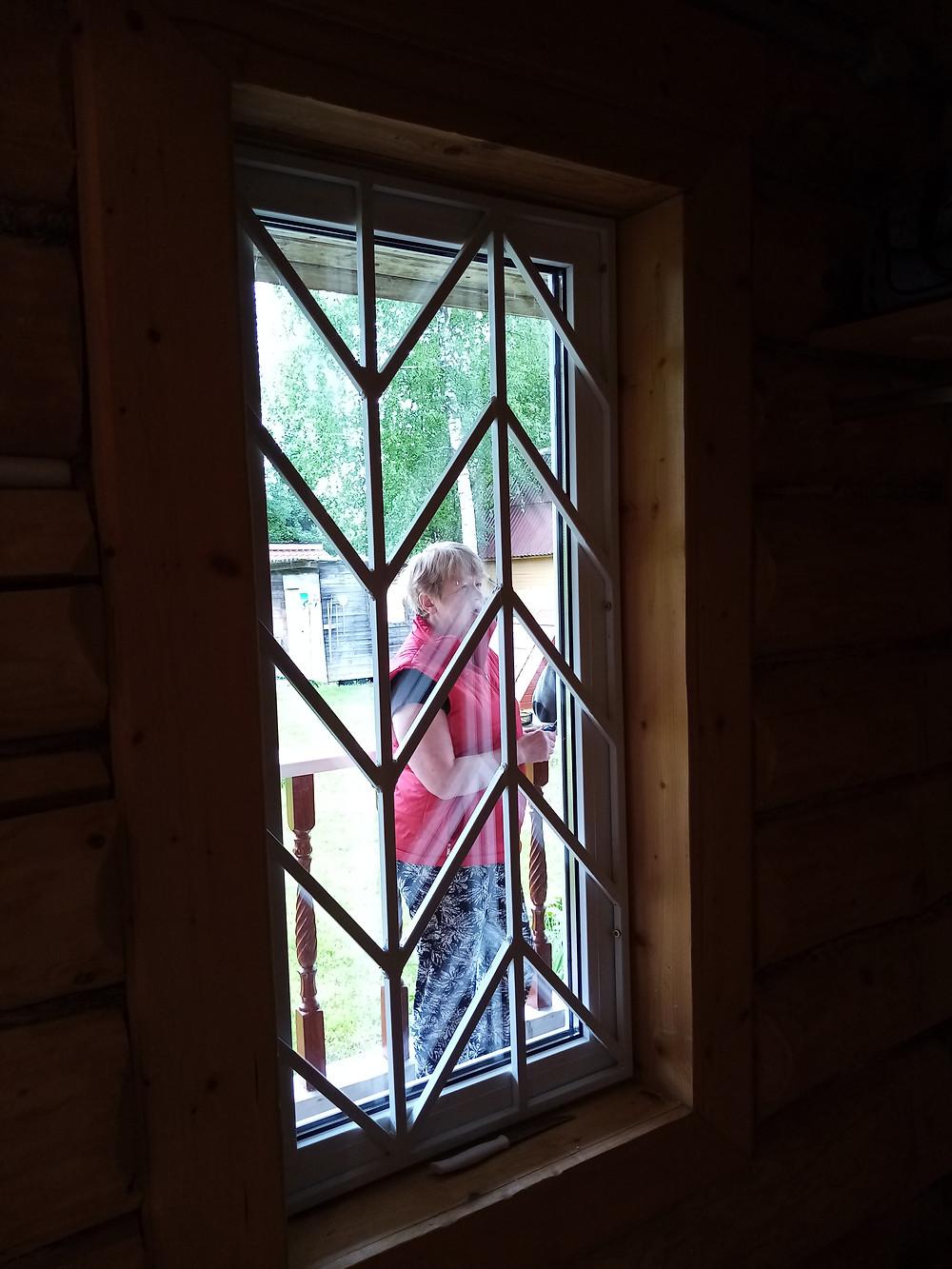 решетки на окна серпухов
