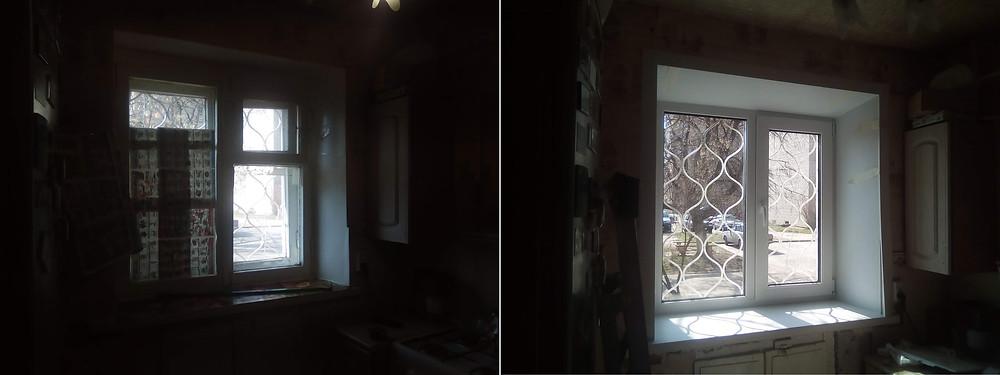 окна в кирпичном доме недорого серпухов