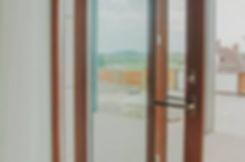 раздвижные балконные дер