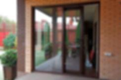 раздвижные входные двери  серпухов