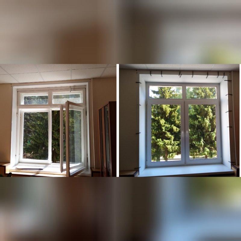 окна пвх от производителя серпухов