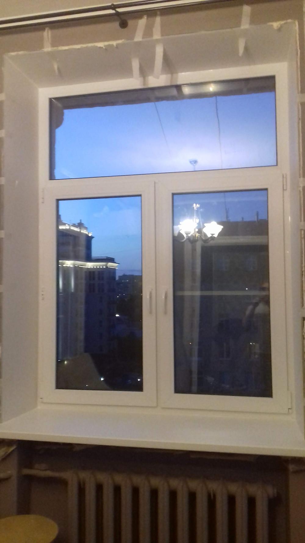 заказать пластиковые окна в Серпухове