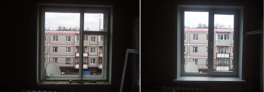 Пластиковые окна Серпухов под ключ