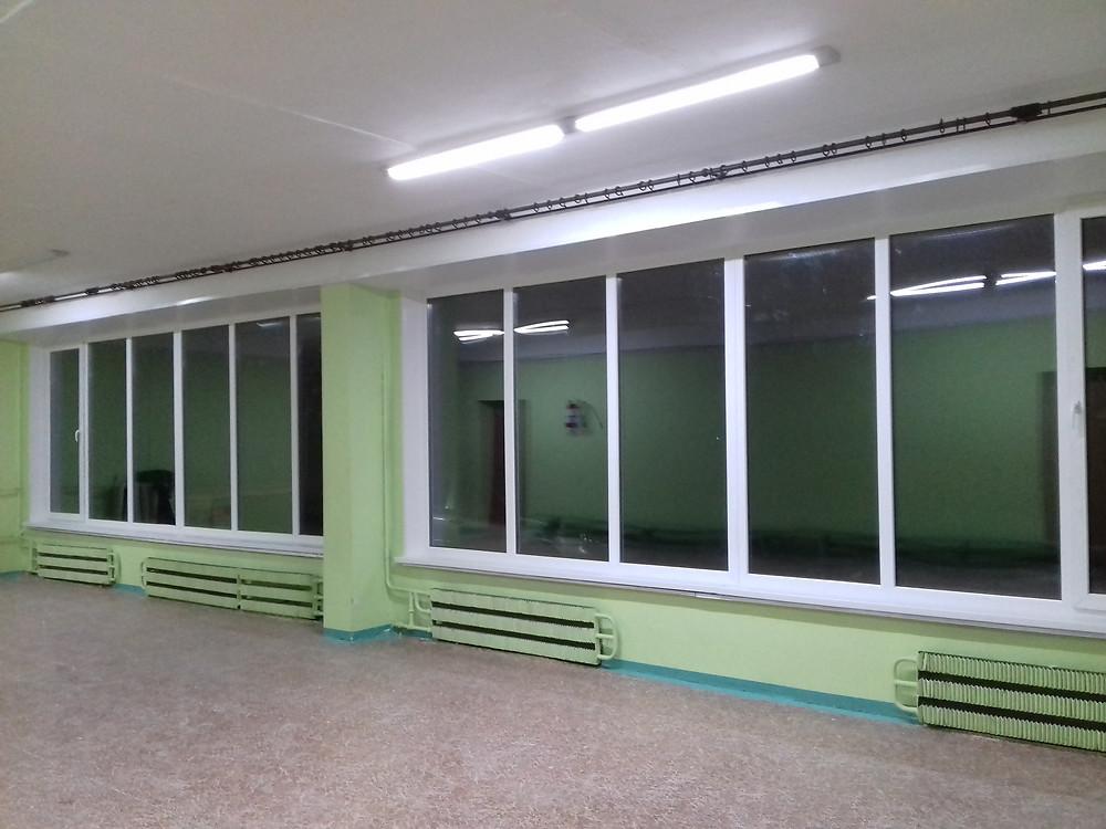 пластиковые окна чехов