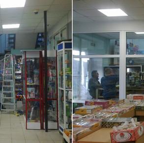 Офисные перегородки в Серпухове