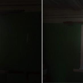 Установка 1 окна в старом деревянном доме