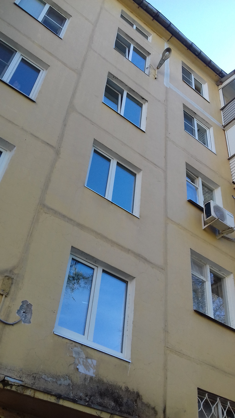 Окна серпухов Хрущевка