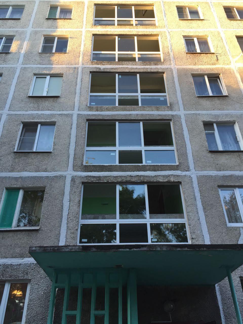 окна в раменсокм