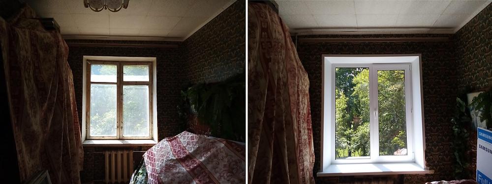 Остекление квартиры в кирпичном доме в серпухове