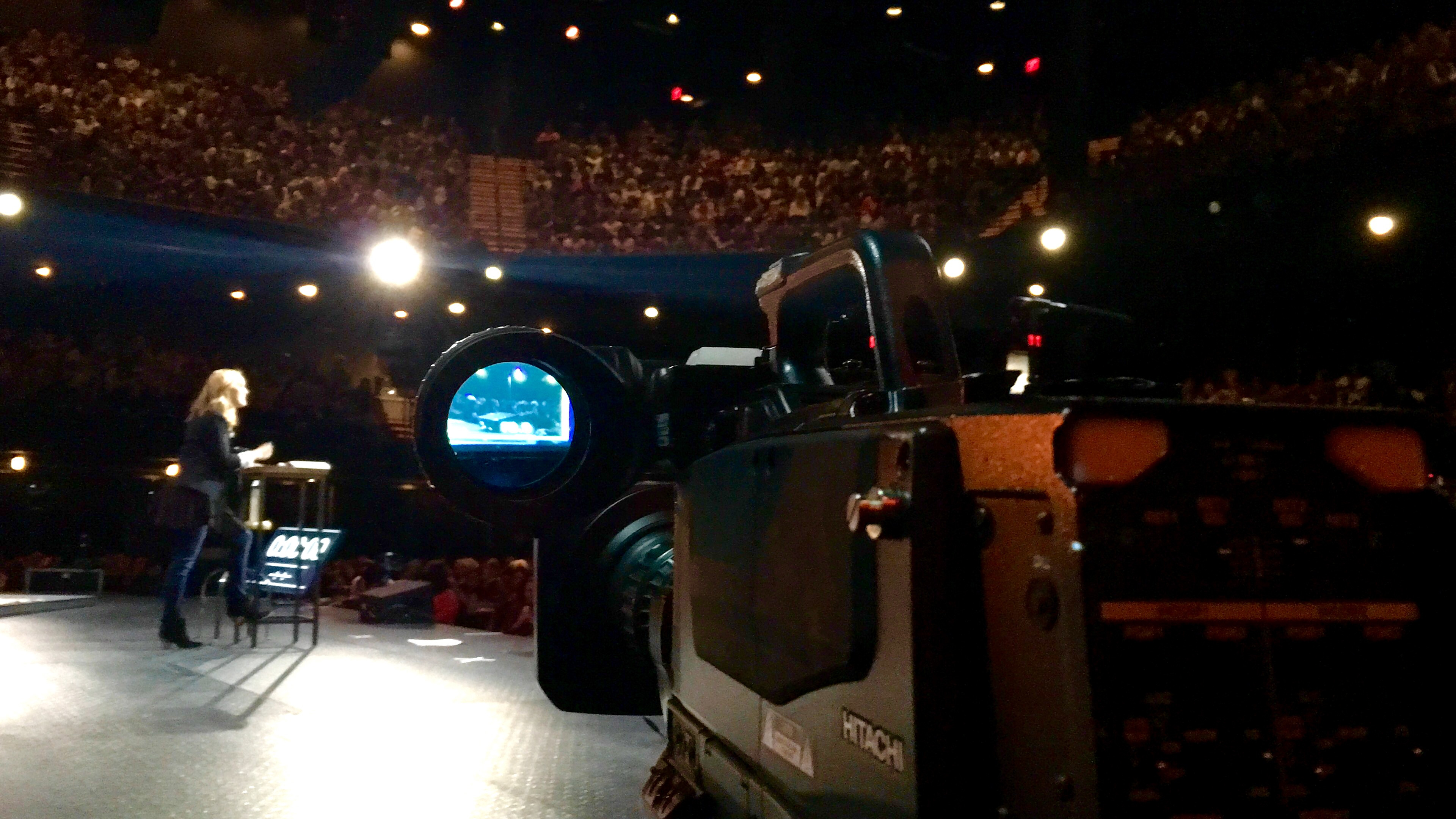 Camera Operator (Live Events)