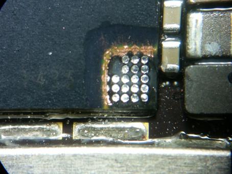 iPhone 6 Plus error 9 anti rollback eeprom communication failure