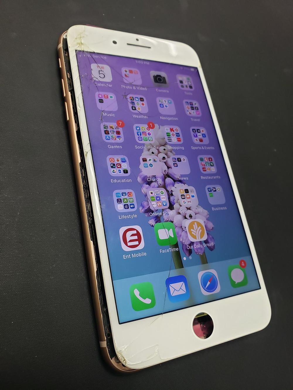 Broken iPhone Data Recovery Successful