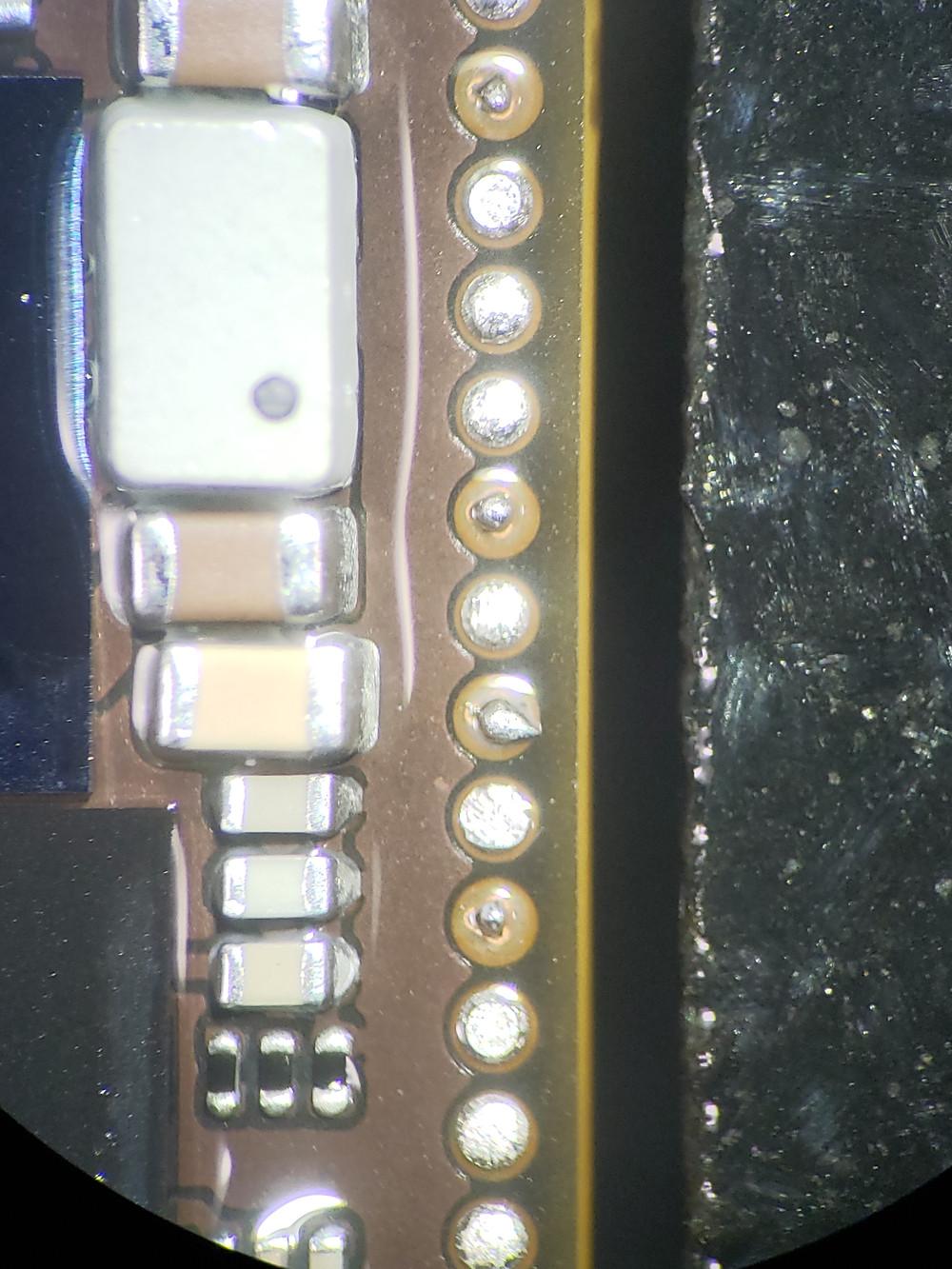 Add solder