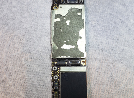 iPhone XR Data Recovery - Water Damage