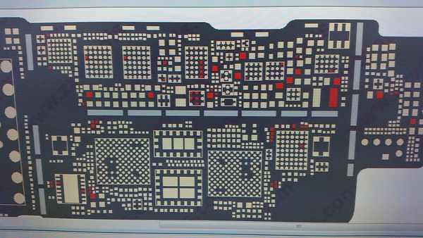 iPhone schematis ZXW Tool