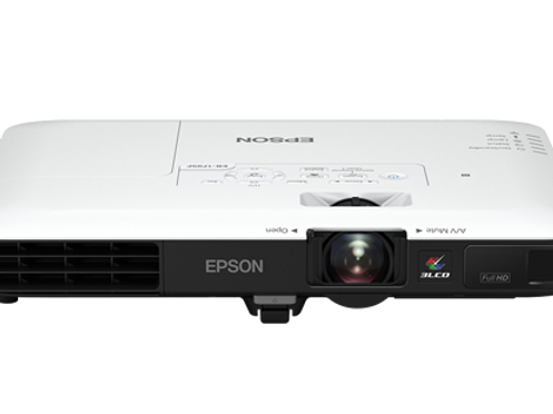 EPSON WXGA Wireless - EPSON EB 1785W