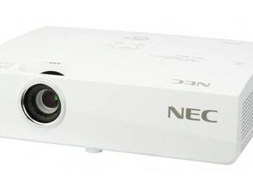 NEC Basic - NEC NP MC 331X