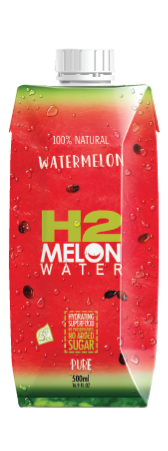 H2 Melon Water