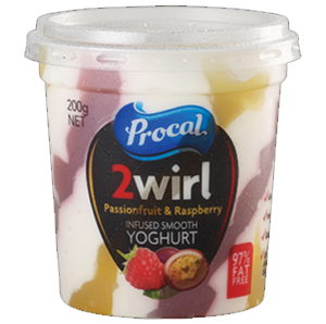 Procal 2wirl Passionfruit & Raspberry