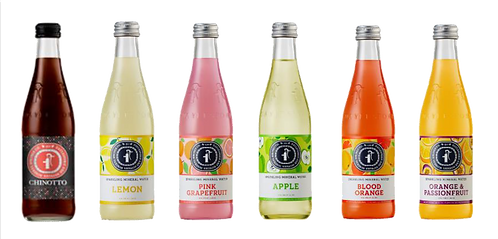 Daylesford and Hepburn Mineral Springs Co Soft Drink Range