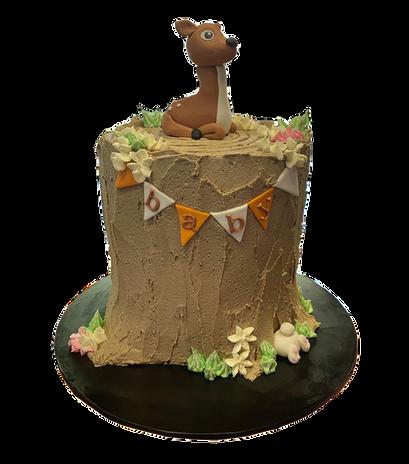 Baby Bambi custom Mini drip cakes Gosfor