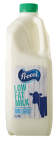 Procal Low Fat Milk