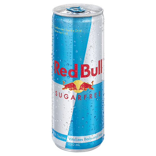 Red Bull Sugar Free 250mL Can