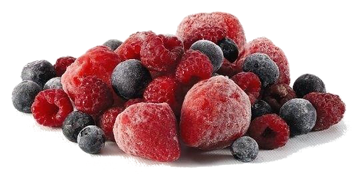 The Berry Man Mixed Berries