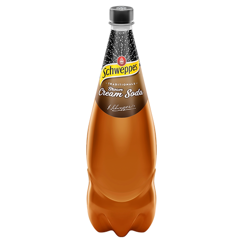 Schwepps - Brown Creaming Soda