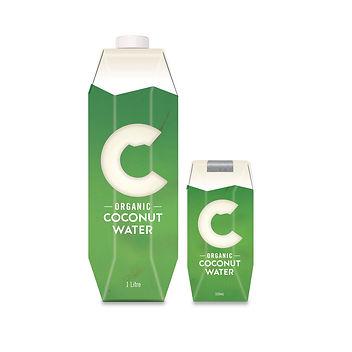 C Organic Coconut range supplied by AIDA