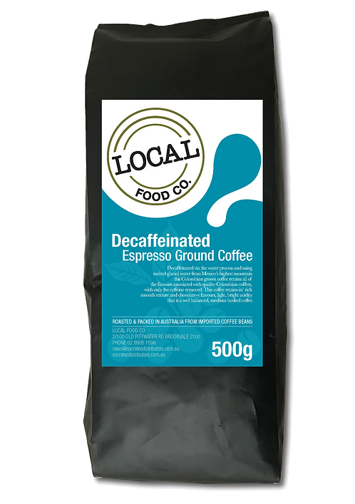 Local Food Co Decaf