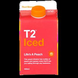 T2 Iced Life's A Peach