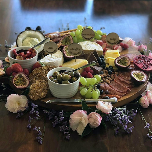 Cheese Toppers