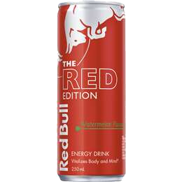 Red Bull Limited Edition Watermelon